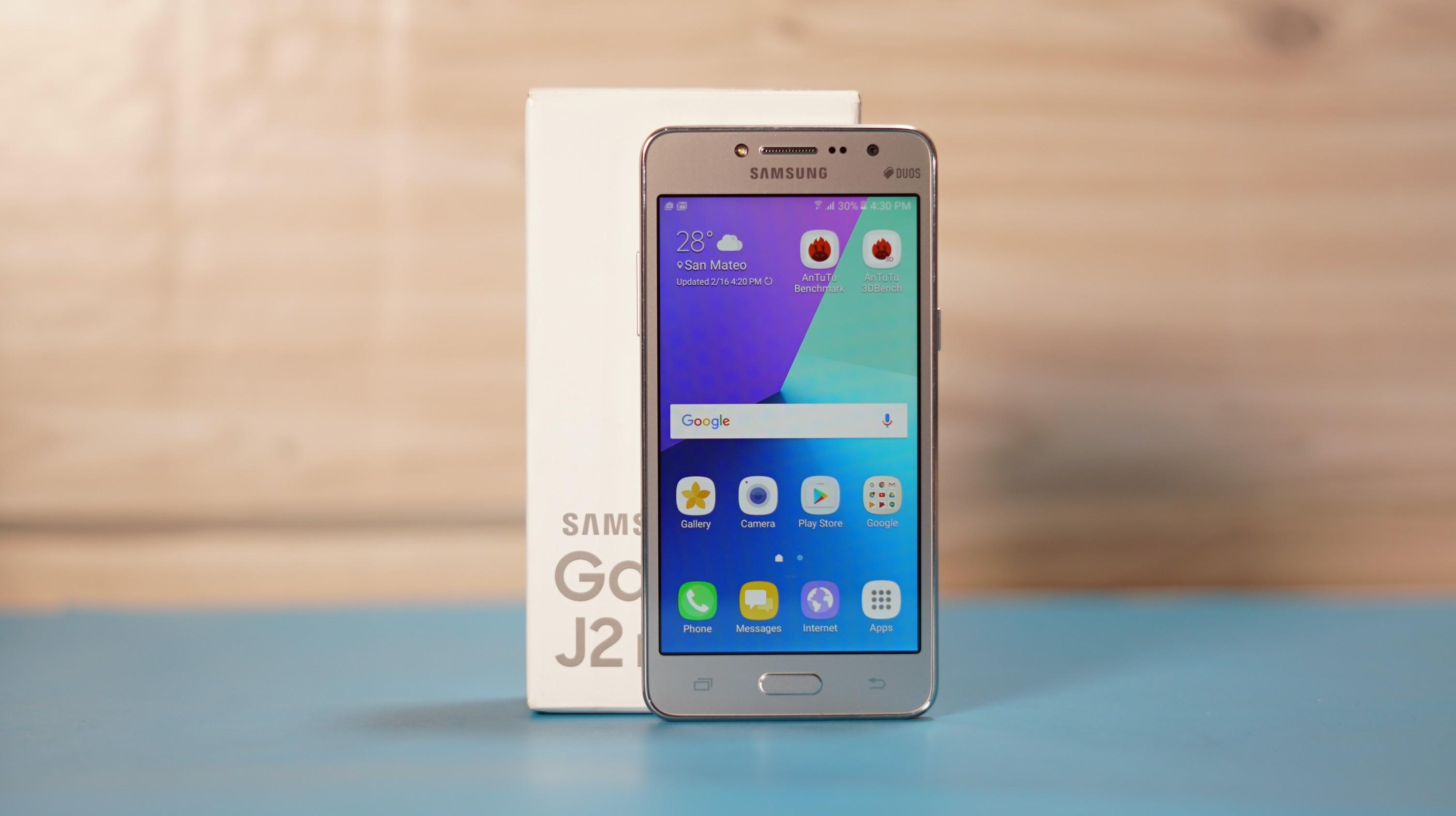 Il Samsung J2 Prime è resistente all'acqua? 1