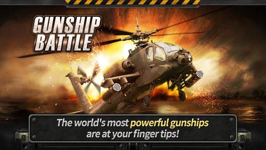 Come scaricare Gunship Battle: Helicopter 3D per iOS L'azione invaderà il tuo dispositivo! 2
