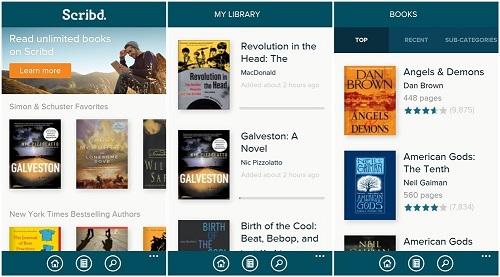 Quali sono le pagine migliori per scaricare libri digitali, ePub, eBook o PDF? Elenco 2019 24