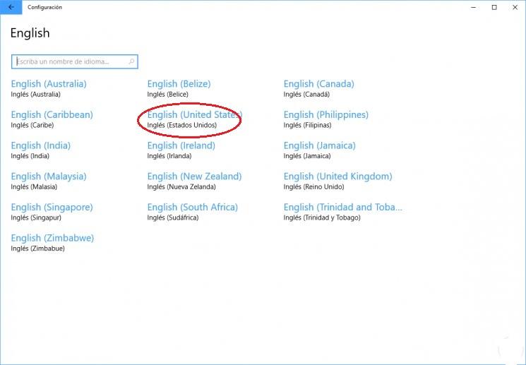 Come cambiare completamente la lingua del sistema operativo Windows 10? Guida passo passo 4