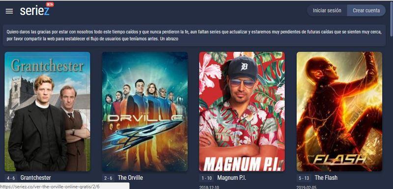Megadede chiude Quali sono i migliori siti Web alternativi per guardare le serie online gratuitamente? Elenco 2019 10
