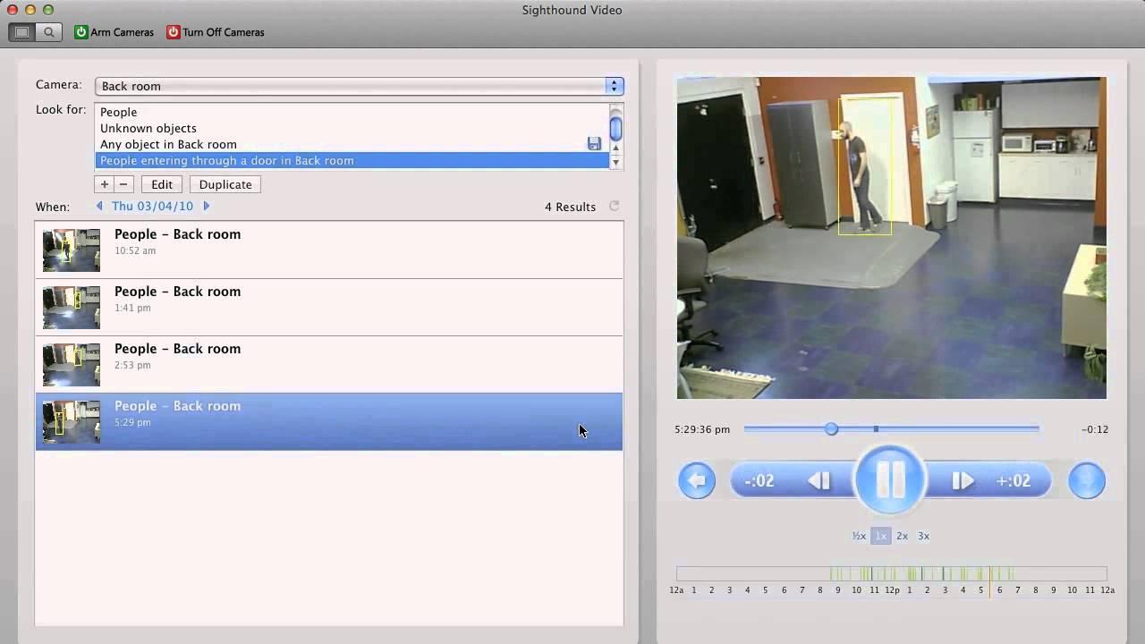 Sighthound Video, un'ottima applicazione di sorveglianza per la tua casa 1
