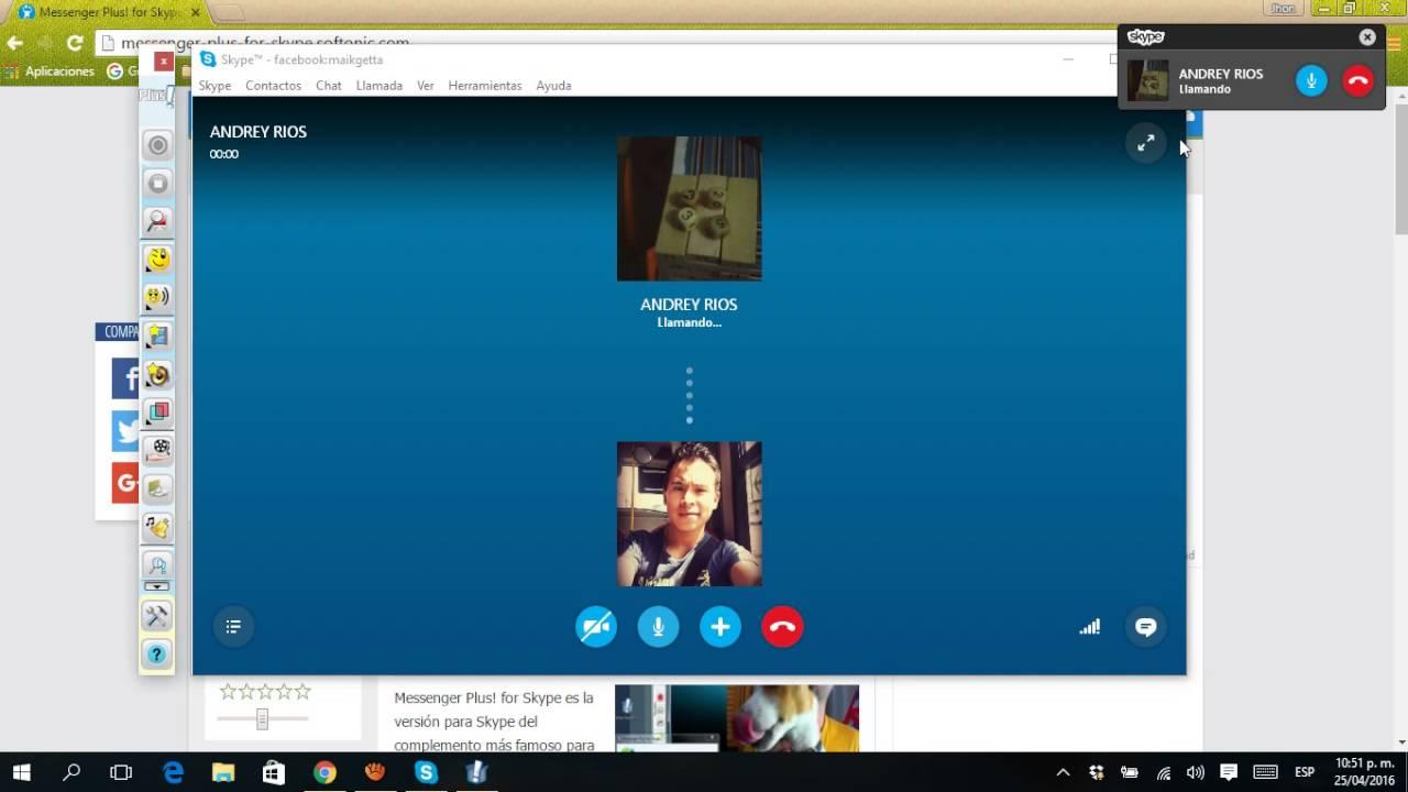 Come registrare chiamate e videochiamate su Skype 1