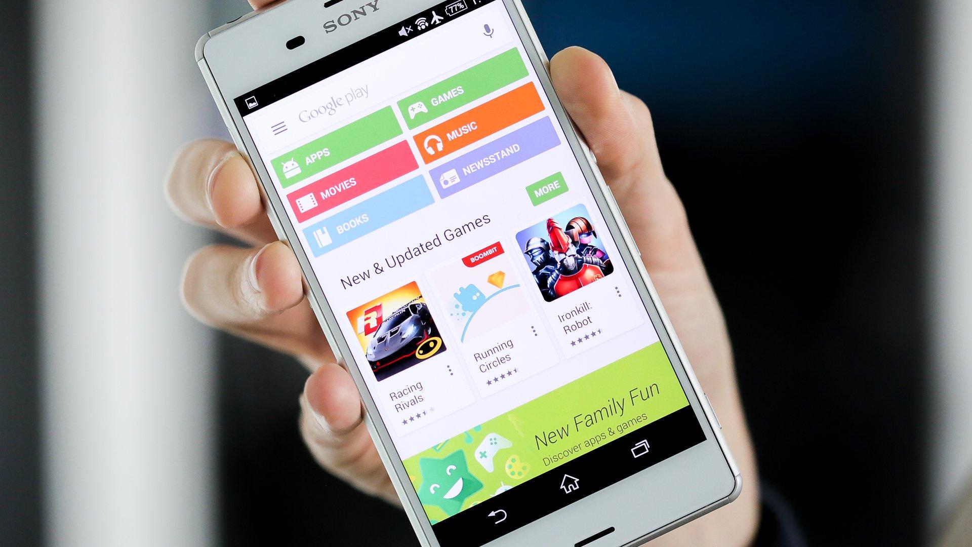 Il Play Store NON funziona? Possibili soluzioni 2