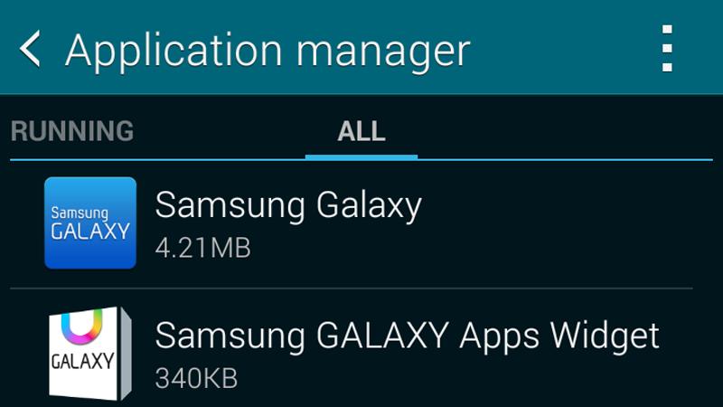 Come risolvere l'errore Samsung Galaxy S7 1