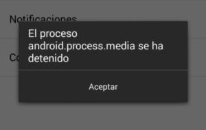 Soluzione Android.Process.Media interrotta 15