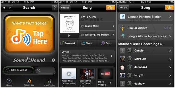 Quali sono le migliori alternative a Shazam per riconoscere gratuitamente le canzoni per Android e iOS? Elenco 2019 2