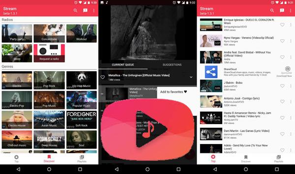Quali sono le migliori applicazioni per scaricare musica e video gratuiti da YouTube? Elenco 2019 11