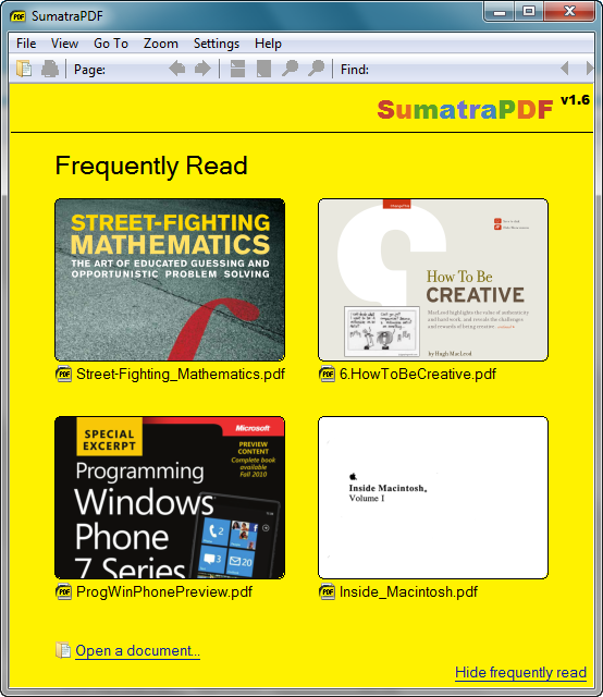 I migliori programmi per leggere ePub su PC 3