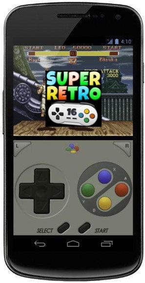 Quali sono i migliori emulatori Super Nintendo SNES per Android? Elenco 2019 17