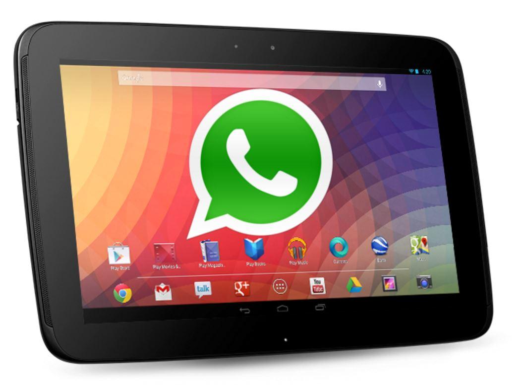 Come scaricare, installare e utilizzare WhatsApp per tablet? 2