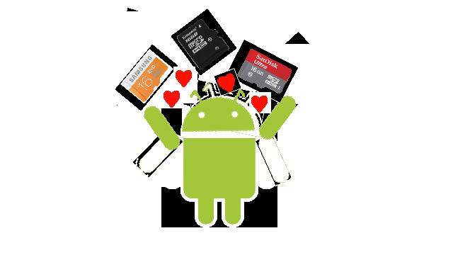 Come avere più memoria interna su Android 2
