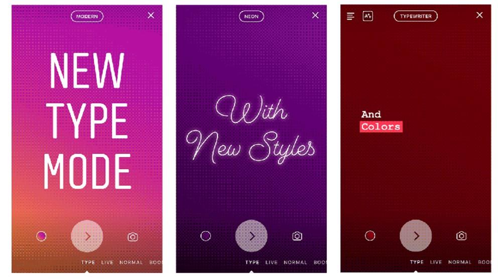 Come cambiare la lettera nelle storie di Instagram passo dopo passo 1