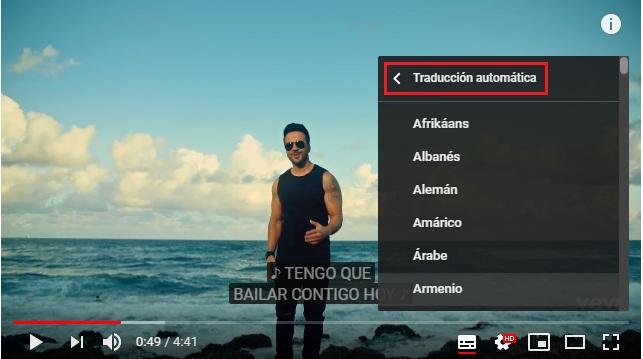 Come attivare e forzare i sottotitoli in un video di YouTube? Guida passo passo 10