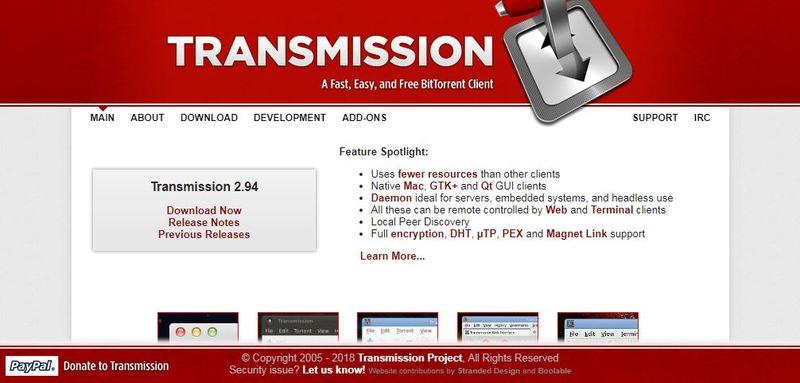 Quali sono i migliori client BitTorrent da scaricare tramite P2P sul tuo computer? Elenco 2019 7