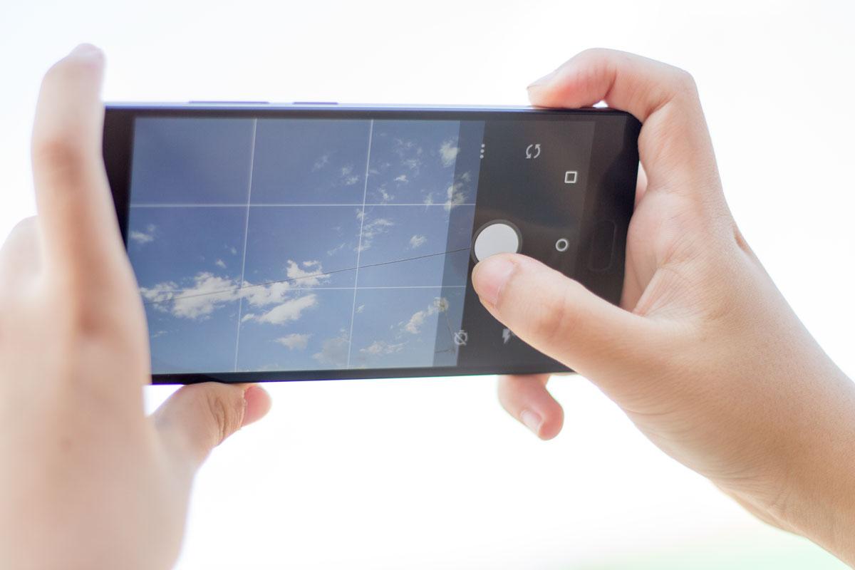 Come rimuovere l'audio dalla fotocamera dall'iPhone? 1