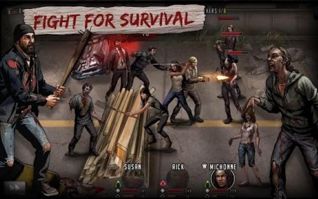 I migliori trucchi per The Walking Dead Road to Survival 1