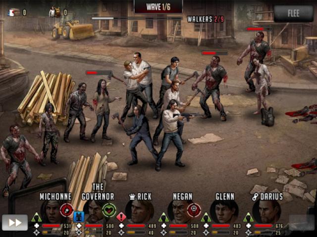 I migliori trucchi per The Walking Dead Road to Survival 2