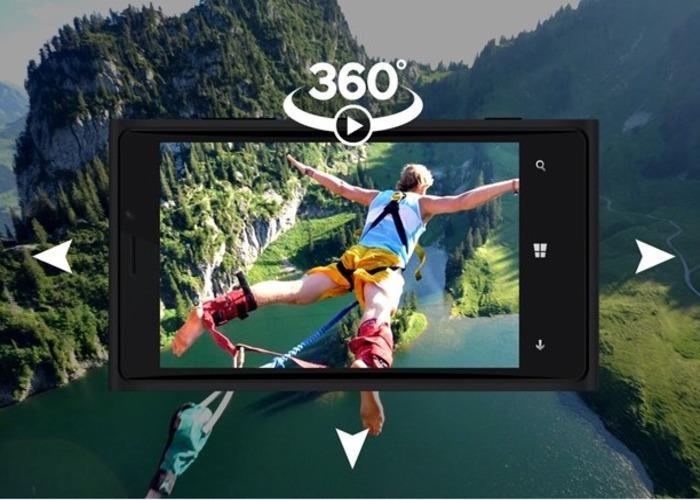 Come guardare video a 360 gradi su un dispositivo mobile Android 1
