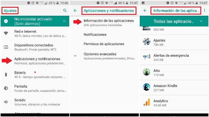 Come posso vedere tutte le mie applicazioni installate su Android? Guida passo passo 1