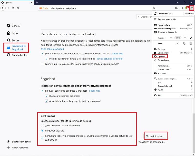Come esportare un certificato digitale su un'unità flash USB per importarlo su un altro computer? Guida passo passo 9