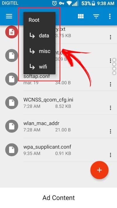 Come visualizzare e ricordare la mia password Wi-Fi o la password memorizzata in caso di dimenticanza o perdita su qualsiasi dispositivo? Guida passo passo 7