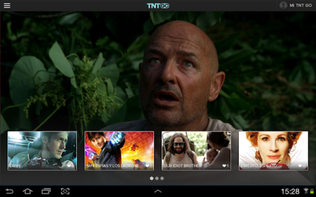 Come puoi guardare TNT GO e TNT GO HD su Android 1