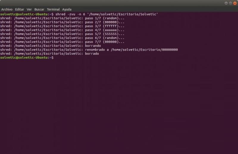 Come eliminare una directory in Linux in modo sicuro e privo di errori? Guida passo passo 6
