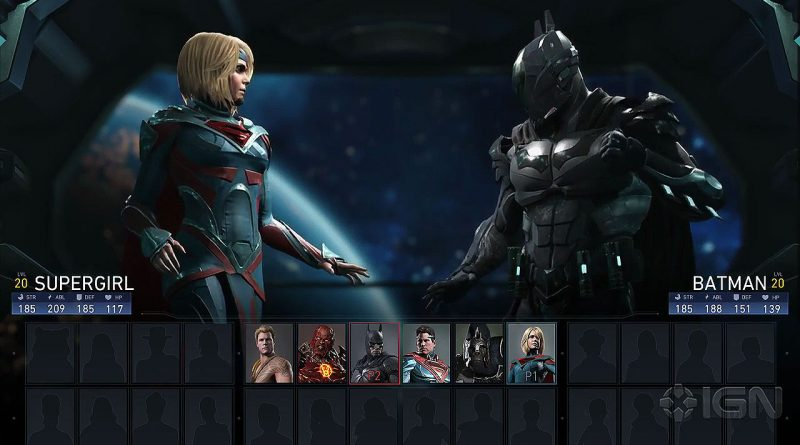 Scarica Injustice 2 per Android. The Mortal Kombat di DC Comics 1