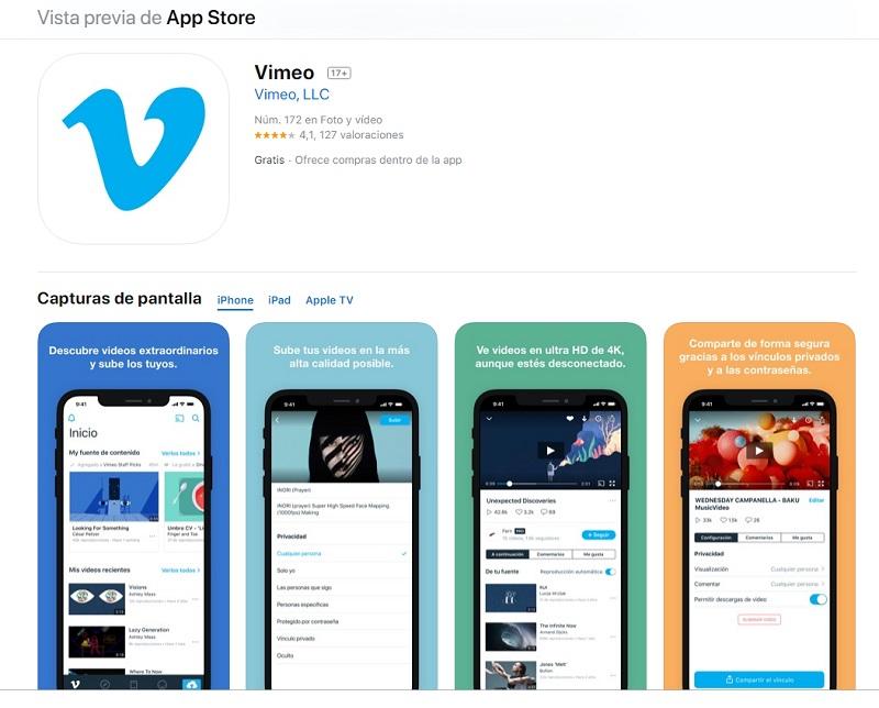 Come creare un account Vimeo per guardare e caricare video in streaming gratuiti? Guida passo passo 8