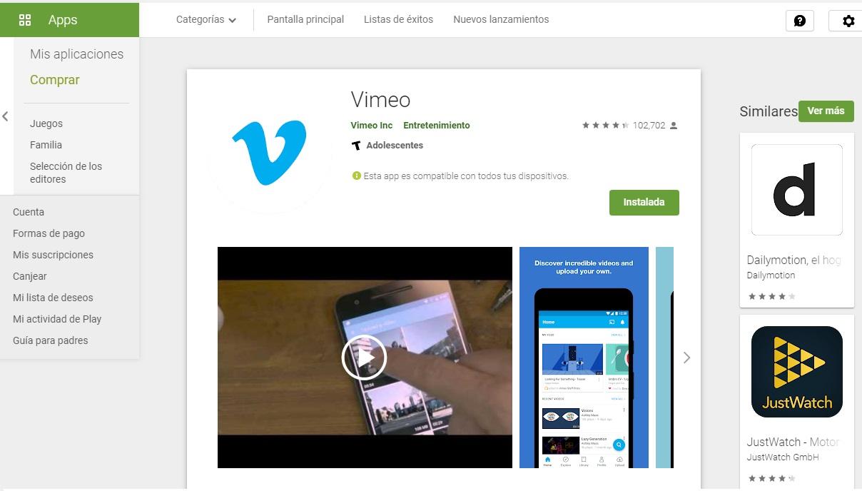 Come creare un account Vimeo per guardare e caricare video in streaming gratuiti? Guida passo passo 3