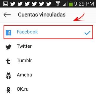 Come scollegare il mio account Instagram di Facebook? Guida passo passo 4
