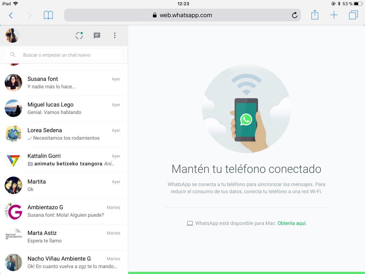 Come scaricare e installare WhastApp su iPad Step by Step 2