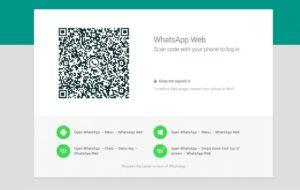 Come usare WhatsApp Web senza scansionare il codice QR 1