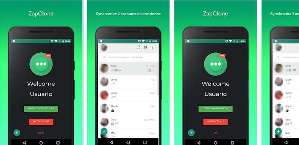 Come sincronizzare WhatsApp su un altro dispositivo usando lo stesso numero 2
