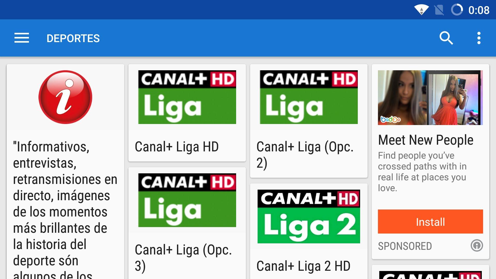 Quali sono le migliori applicazioni per guardare il calcio su iPhone gratuitamente dal vivo e senza tagli? 2019 18