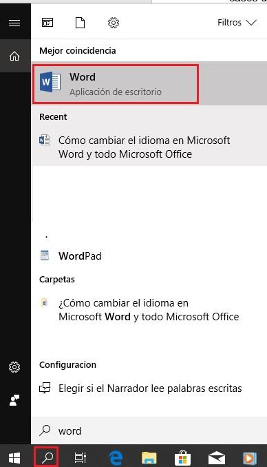 Come cambiare la lingua in Microsoft Word e in tutti i Microsoft Office? Guida passo passo 1
